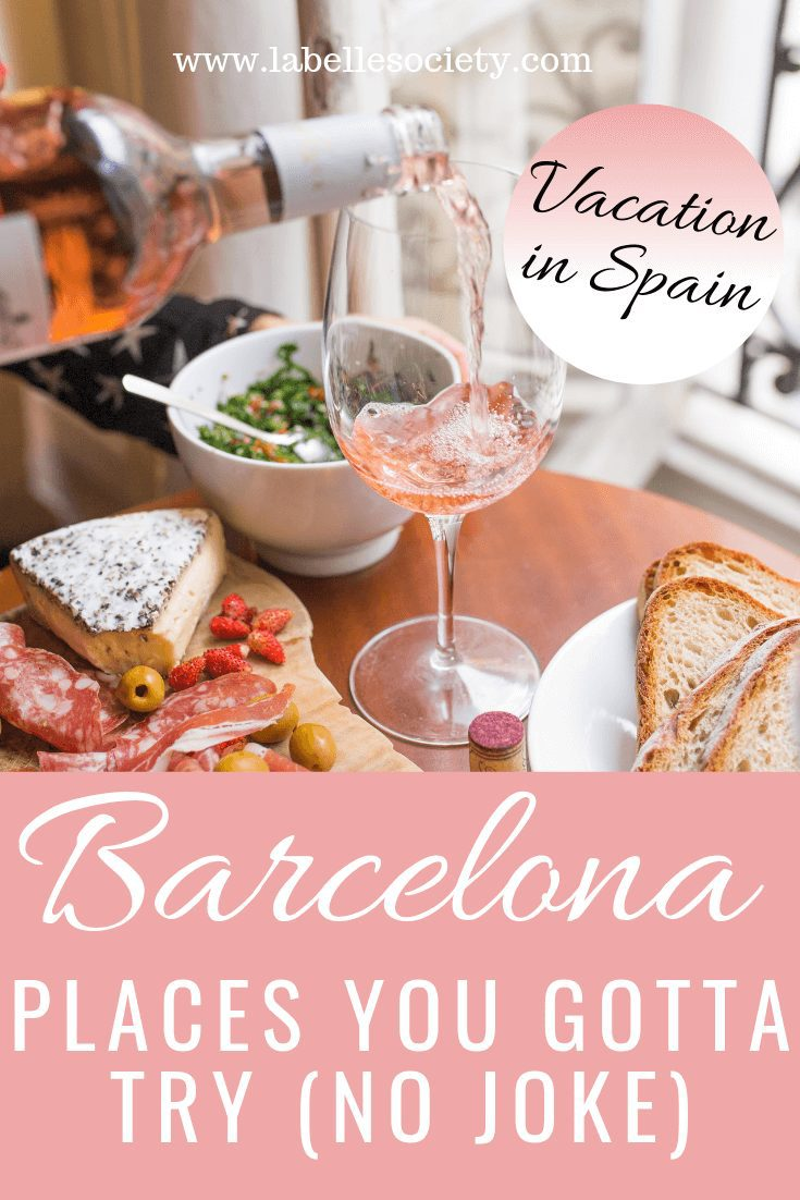 In doubt where to eat and wondering what are the must try restaurants in Barcelona? Out of the best activities to do in Barcelona, eating tapas and drinking good wine must be top on your Europe bucket list. Since I live here for 3 years I have many tips for both cheap or romantic dinner. Click through to read all my best tips of amazing restaurants you have to try in Barcelona #barceonarestaurants #besttapasrestaurant #barcelonatapasbar