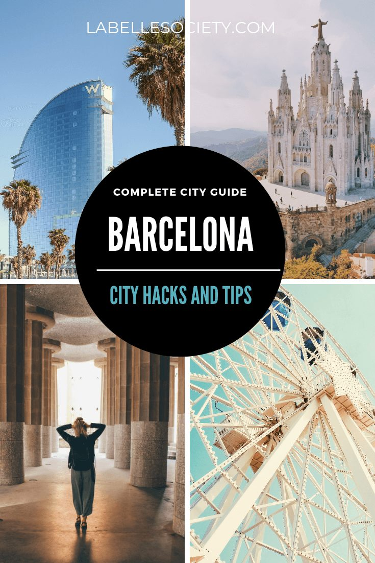 Going to Barcelona, Spain? Find the top Barcelona cultural insights with this complete guide containing an intinerary with all the things to do in Barcelona for 2 days. Find here a list of places to see in Barcelona (altogether with a detailed list with all of Barcelona's infamous ladnmarks, such as Sagrada Familia, Las Ramblas, Casa Mila, etc). #thingstodoinbarcelona #itinerary #sagradafamilia #whattodo