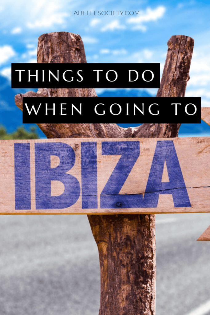 Before I've ever been to Ibiza for the first time I had a very wrong impression of what it actually was. My thoughts were that it was had to be a lame, dirty island, infested with party-goers. This association to the intense Ibiza nightlife was enough to make me cringe at the thought of ever visiting Ibiza. #thingstodoinibiza #summerinibiza #ibizaspain #ibizaparty