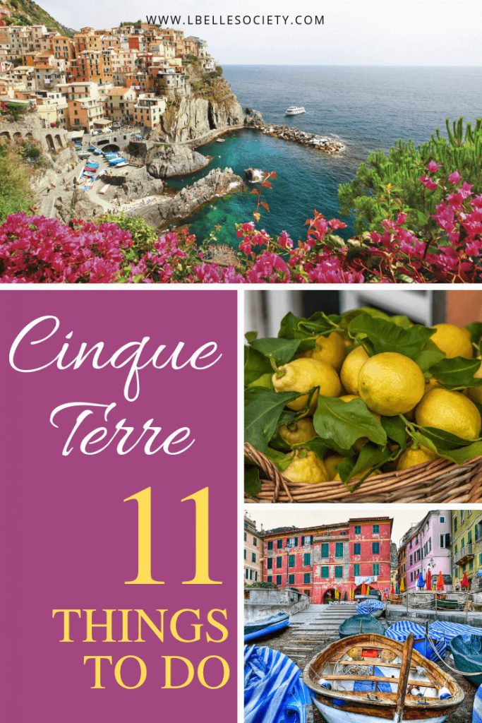 Don't miss out these remarkable things to do in Cinque Terre, Italy. Find in this complete Italy guide all the Cinque Terre hidden gems, such as a great tip on where to eat in Riomaggiore. I also include what to wear when traveling to Cinque Terre (beach dresses and linen shirts are a must). #cinqueterre  #thingstodo #cinqueterreguide