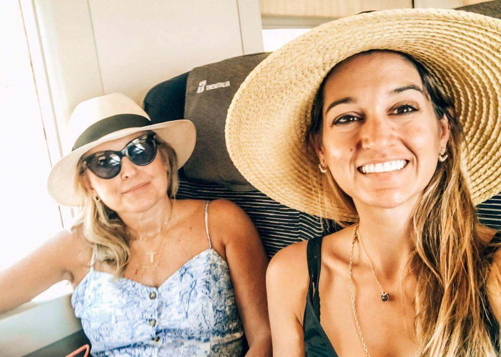 train ride in Cinque Terre italy #mistake