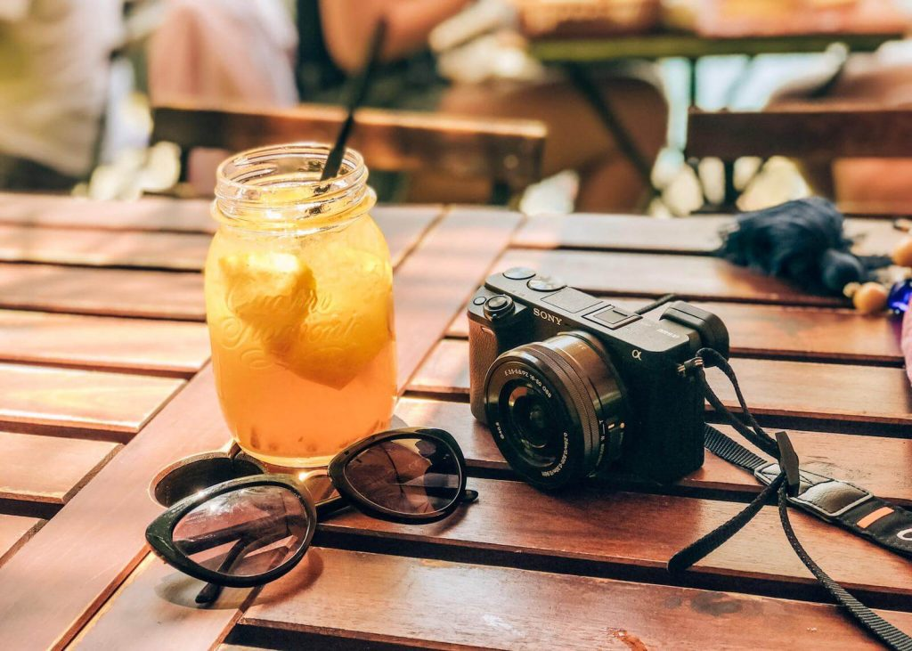 my SOny Alpha 6400 takes stunning travel photos and videos