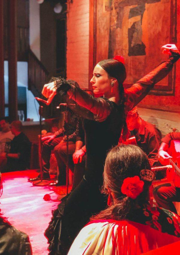 Tablao de Carmen: Authentic Flamenco in Barcelona