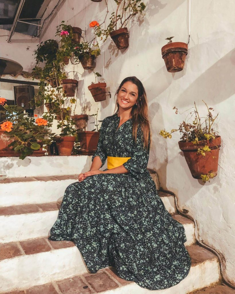 authentic flamenco at tablao de carmen in Barcelona spain