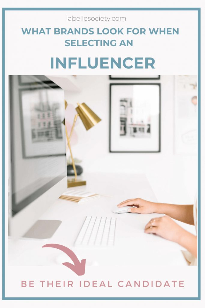 Want to work with brands or hotels? Get my tips on exactly what brands are looking for when selecting an ideal influencer for their brand campaigns. Click through to find out how to work with brands as a blogger. #workwithbrands #emailtemplate #brandscollab