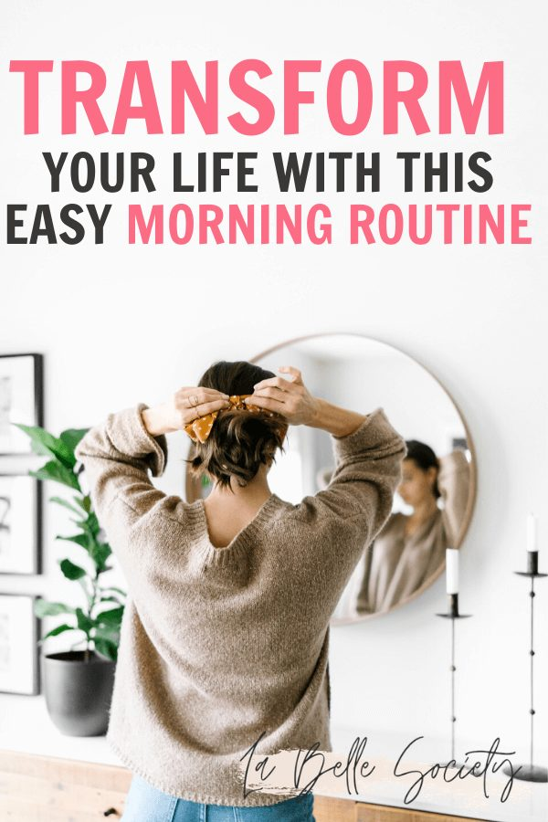 I want to share with you 7 easy things you can start doing right away that will revolutionize how you wake up. This morning routine has been game-changing for me and I hope you can be inspired to improve your daily self care habits #morningroutine #selfcare #morninghabits #dailyroutine