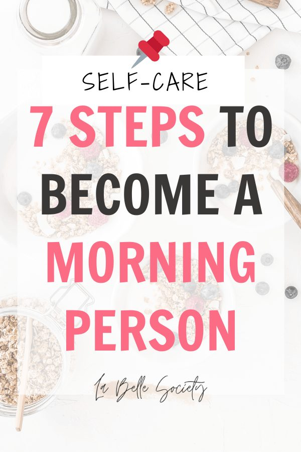 I want to share with you 7 easy things you can start doing right away that will revolutionize how you wake up. This daily routine has been game-changing for me and I hope that this will inspire you to take care of yourself and become a successful woman. #successfulpeople #everydaymotivation #dailyroutine #tochangeyourlife
