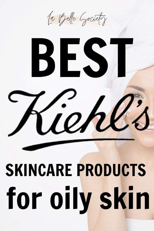Best Kiehls Skincare Products for Oily Skin. My review on my tops favorite Kiehls skin care products and how it helped my adult acne. Get my thoughts on products such as they Avocado eye creme and Dark Spot corrector #kiehlsskincare #darkspot #cleanser #skincareroutine