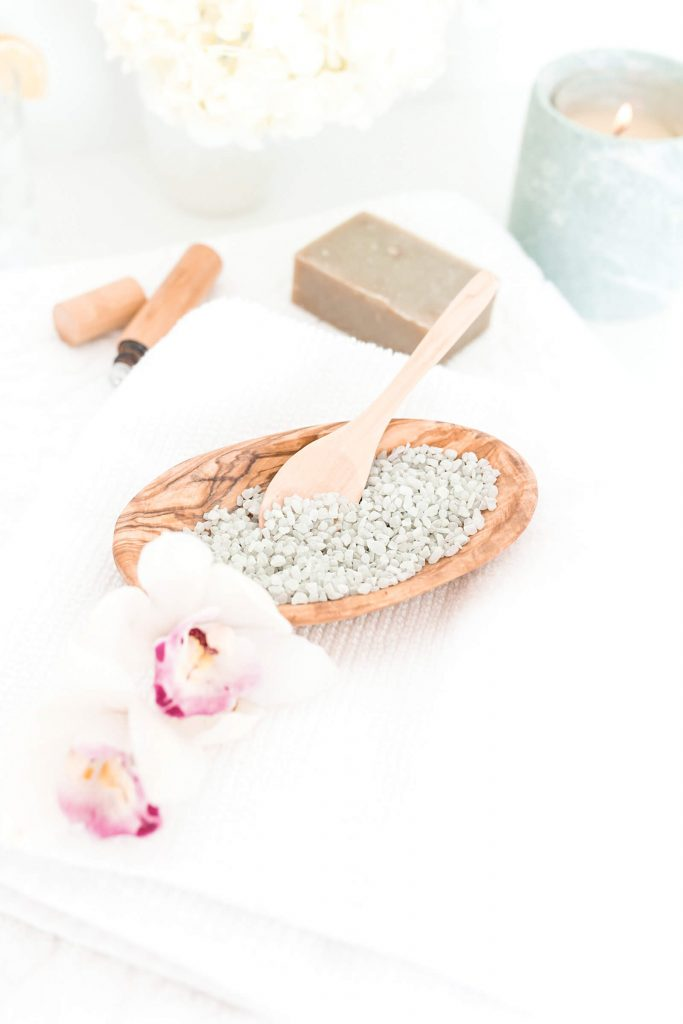 Spa Day at Home: Ideas for DIY homemade Spa |