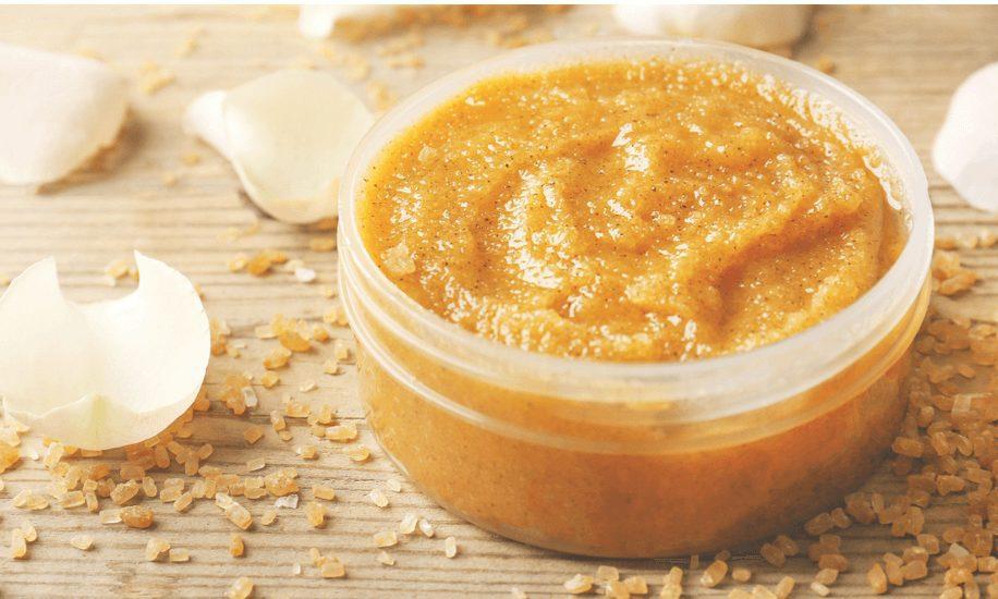 Sugar Honey Scrub DIY Recipe