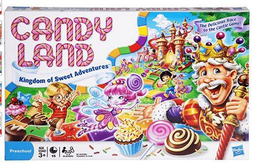 Best Board Games on Amazon |April 2020 Favorites - Candy Land #funboardgames #bestboardgames #coolboardgames #familyboardgames #boardgames