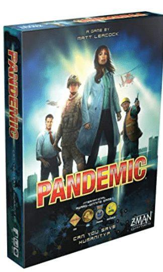 Best Board Games on Amazon |April 2020 Favorites - Pandemic