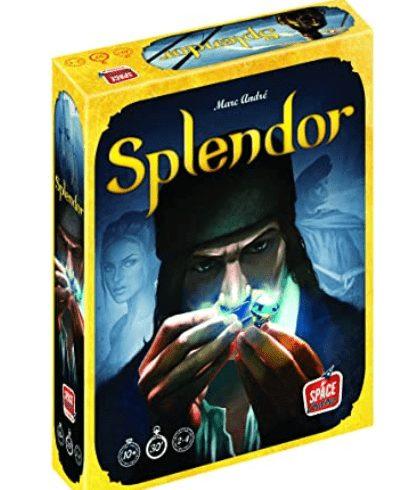 Cool Board Games on Amazon |April 2020 Favorites - Splendor