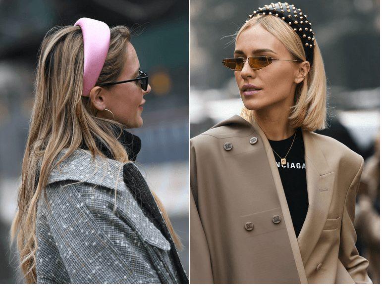 Summer 2020 Trend: How to wear a headband