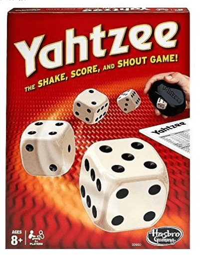 Best Board Games on Amazon |April 2020 Favorites - Yahtzee #funboardgames #bestboardgames #coolboardgames #familyboardgames #boardgames