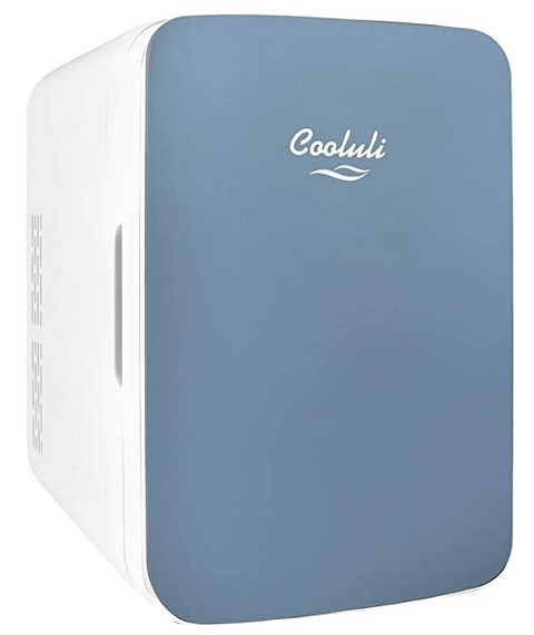 Cooluli Infinity Gold 10 Liter Compact Portable Cooler