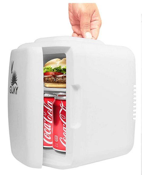 The Best Selling mini beauty refrigerator