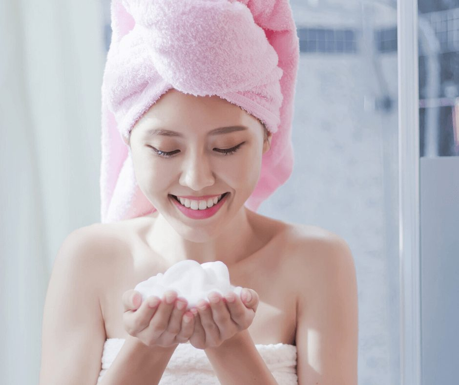 SKINCARE MISTAKES TO AVOID AT ALL COST  : wash your face well
