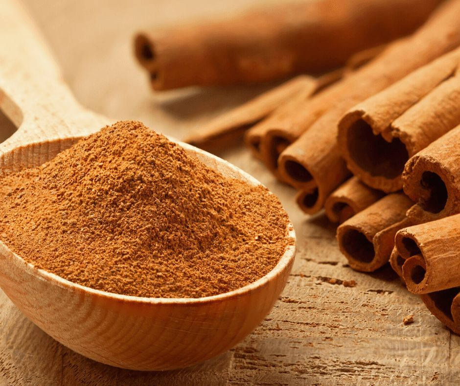 I was surprised t find out that ground Cinnamon alone may lighten the hair.