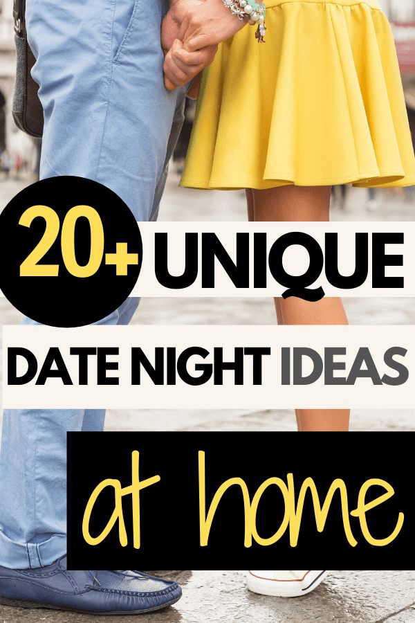 Looking for romantic dates night ideas for a quarantine date night? Here is a selection of creative, fun and romantic ways to have fun with your partner. From DIY pizza, paint sessions, spa, fondue, dinner ideas, massage. Feed your love bug with these creative date night ideas at home. #datenightathome #ideasromantic #athomedatenight #stayathome