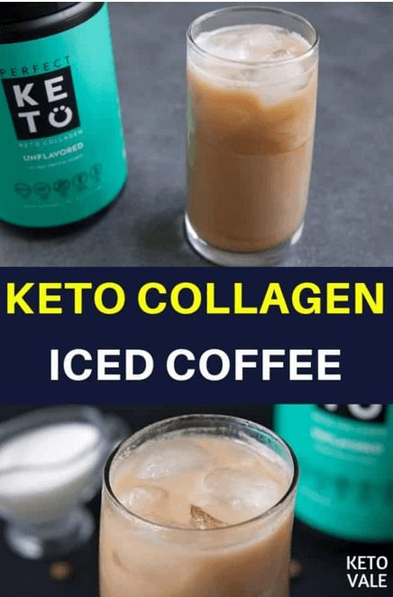 The best keto iced coffee recipes at home ideas for weight loss - perfect for the ketogenic diet! If you're after simple homemade keto iced coffee recipe drinks ideas with heavy cream, mocha, caramel, almond milk and other flavors, you're in the right place! These Starbucks, Dunkin Dounuts, and McDonalds inspired DIY easy keto iced coffee protein shake, keto iced coffee smoothies, and other iced coffee drinks are some of the best coffee DIYs you can make. #ketoicedcoffee #ketocollagencoffee