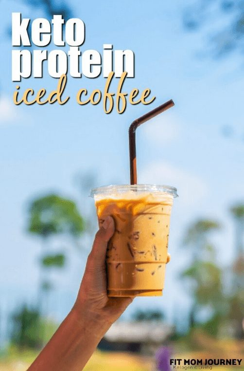 The best keto iced coffee recipes at home ideas for weight loss - perfect for the ketogenic diet! If you're after simple homemade keto iced coffee recipe drinks ideas with heavy cream, mocha, caramel, almond milk and other flavors, you're in the right place! These Starbucks, Dunkin Dounuts, and McDonalds inspired DIY easy keto iced coffee protein shake, keto iced coffee smoothies, and other iced coffee drinks are some of the best coffee DIYs you can make. #ketoicedcoffee #proteincoffee