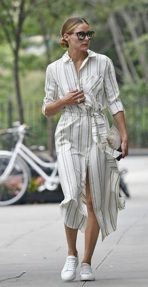 The best shirt dress outfit for women & t shirt fashion   STRIPED SHIRT DRESS - Looking for the perfect office dress shirt outfit to wear for summer? These shirt dress outfits and styles shirt are perfect to wear for warm weather. Find the best casual and chic dress shirt outfits for women that are, comfortable, and also the best fashionable t shirts summer outfits for women. #shirtdressoutfit #shirtdress #tshirtstyle #styleshirt #summeroutfits
