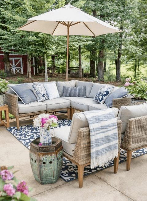 Cutest Outdoor Patio Furniture for Summer Available on Amazon