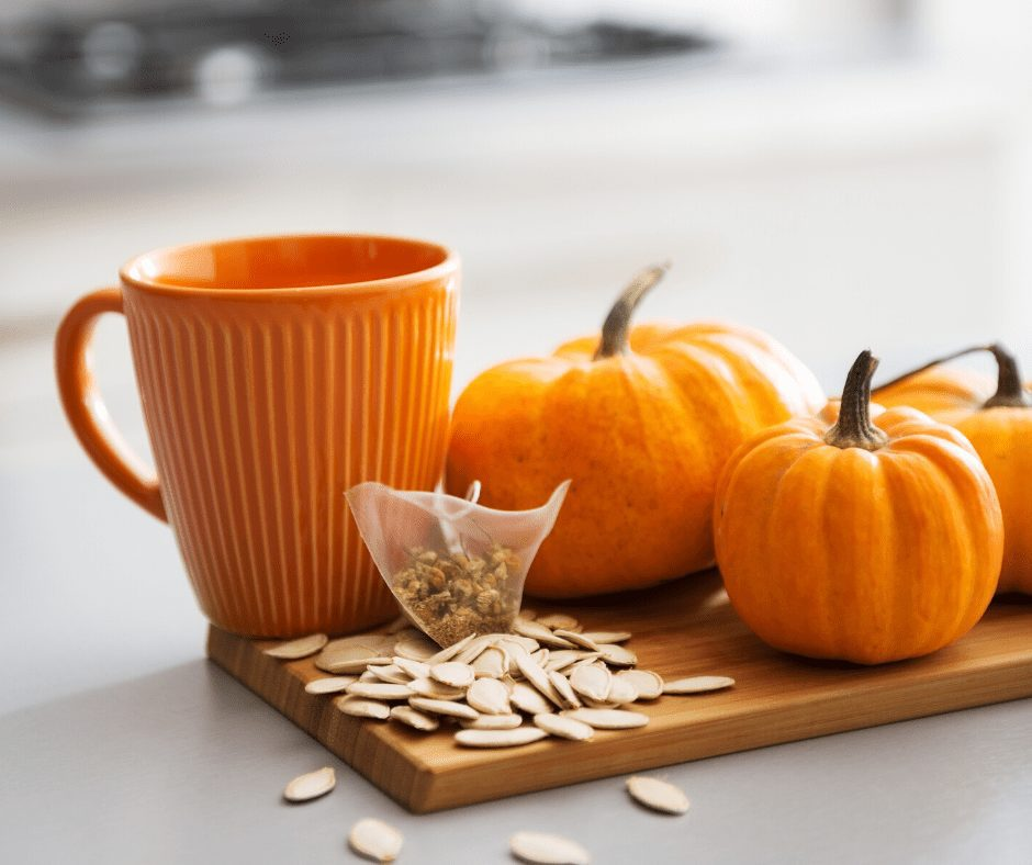 14 Delicious Super Foods for Flawless Skin. Pumpkin seeds are a skin super food because they're high in zinc, which is a mineral and antioxidant that helps to regulate the activity of skin oil glands and wound healing. Low zinc levels are also associated with acne.