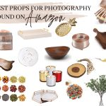 The Best Product Photography Props Ideas | Looking for the best product photography props ideas? In this post, I have gathered the best and most popular props for product photography and for flat lays, all easily found on Amazon. The best props for food photography, newborn photoshoot, product photography, flat lay photography, and all other creative photography and photoshoots #photographyprops #photographypropsideas #blogprops #blogpropsideas #amazonfinds