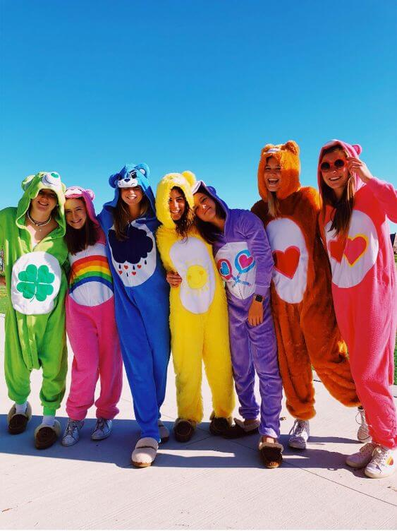 4 People Group Halloween Costumes.The Best Halloween Group Costume Ideas For 2020 La Belle Society