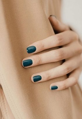 Chic Fall Nail Colors Ideas for 2021 That You'll Want to Copy