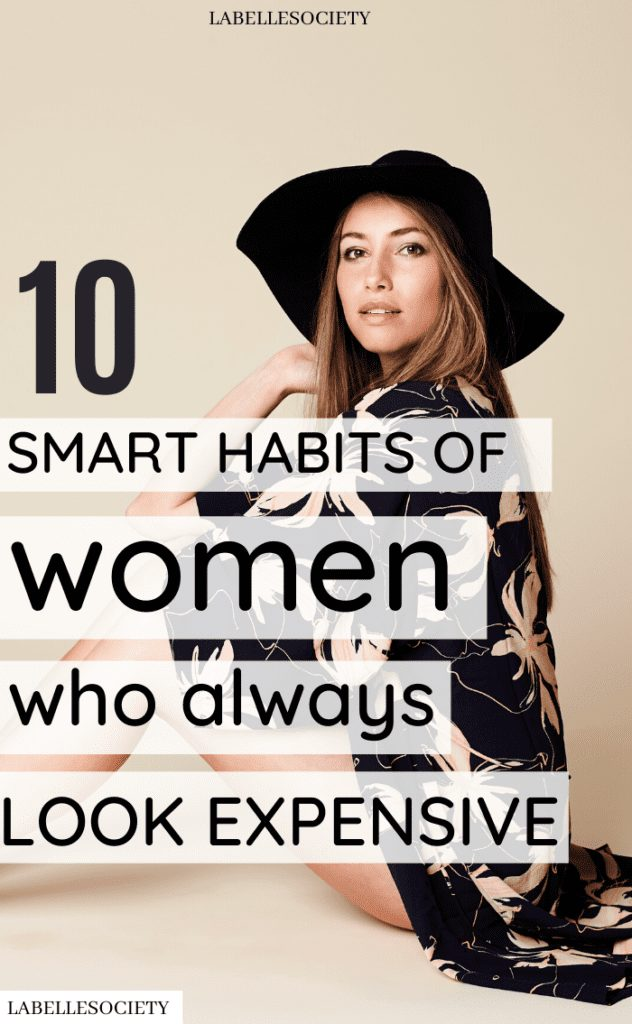 Tips on How to Look Rich and Expensive on a Daily Basis  How to Look Expensive on a Budget | Best self-help and personal development tips for women who want to look rich and expensive, without breaking the bank. Learn how to style yourself to make you look elegant, classy, and glamorous on a daily basis. Adopt these easy beauty hacks to level up your life #personaldevelopment #selfimprovement #lookexpensive
