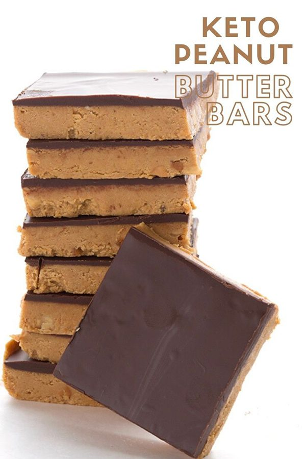 Looking for delicious sugar-free Christmas candy recipes, such as this Sugar-Free Keto Peanut Butter Bars? Find the best keto candy recipes for Christmas party. From easy sugar-free candy recipe with apples, crockpot, and delicious homemade holiday fat bombs and treats #christmascandy #sugarfreecandy #ketocandyrecipes