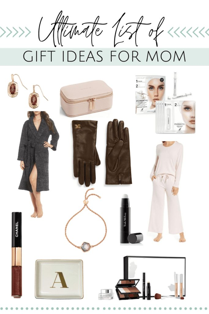 Holiday Gift Ideas for Mom   Holiday Gift Ideas for Mom. Ho, Ho, Ho-ly cow!! It's that time of year again! Here is my 2020 holiday gift guide for everyone on your Christmas gift list. Find gift ideas for mom, for him, for the beauty lover, and even gift ideas under $50 and for the luxury lover. Seriously, I've covered it all for you! #giftideasformom #giftsformom #giftguide #holidaygiftideas
