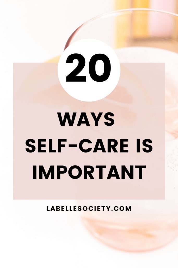 Find out 20 amazing ways self-care is important for everyone. Be it if you feel overwhelmed of if you need positive motivation to beat stress, this post is for you. Click to read 20 ways self-care can manage stress and anxiety and live a fulfilled life with a positive mindset. #selfcarebenefits #selfcaretips ##stressmanagement #positivemindset