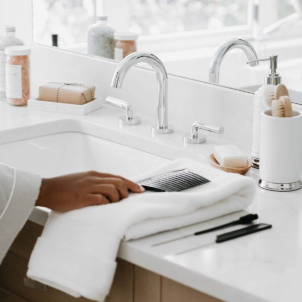 What is the correct order to apply your skin care products?