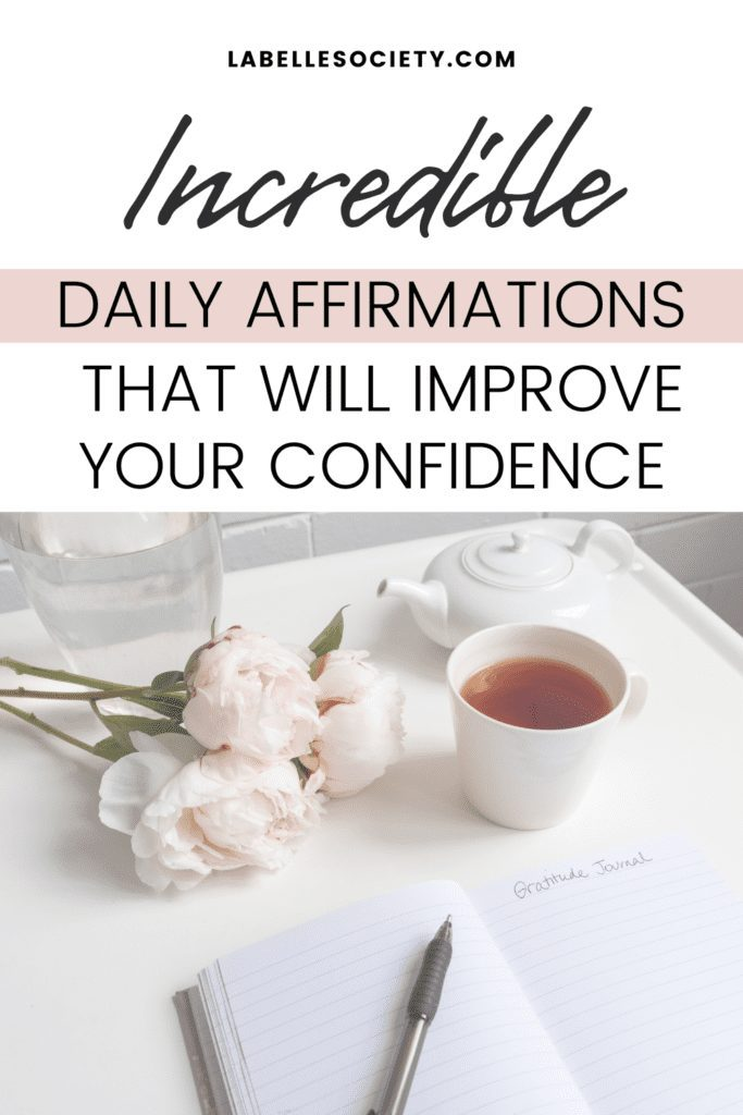 30 Daily Affirmations List for a Positive Mindset